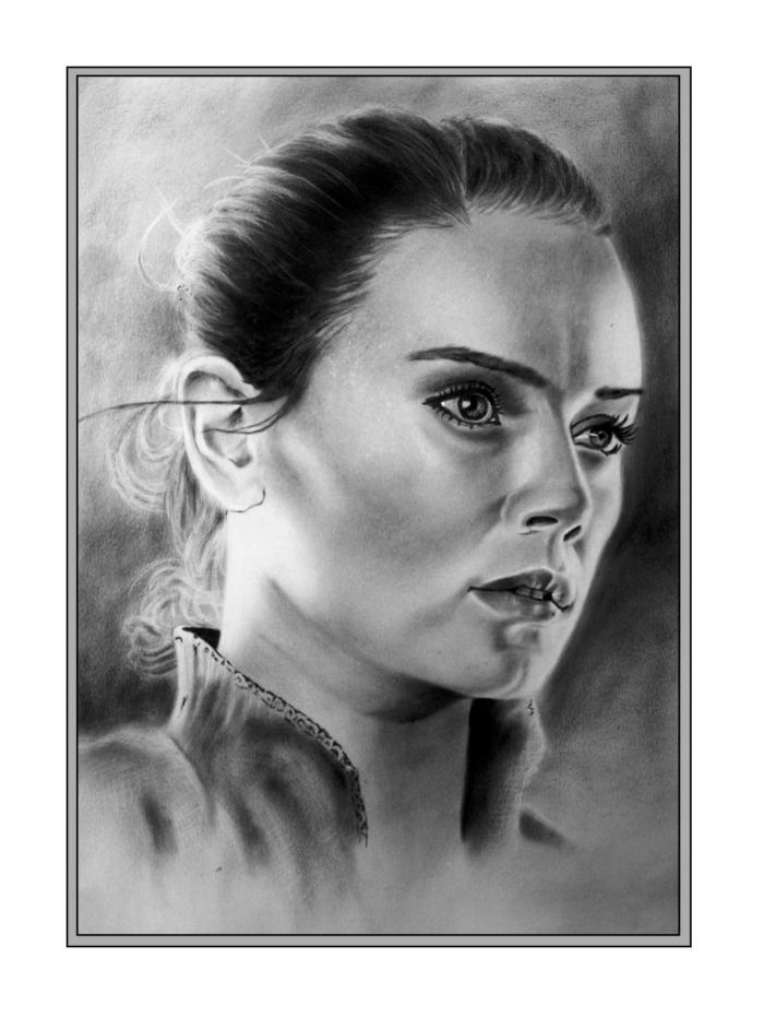 Daisy Ridley by burdge12